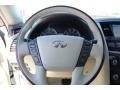 Wheat Steering Wheel Photo for 2013 Infiniti QX #79734777
