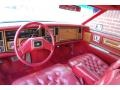 Dashboard of 1985 Eldorado Biarritz Coupe