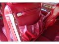 Front Seat of 1985 Eldorado Biarritz Coupe