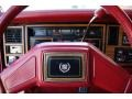 1985 Eldorado Biarritz Coupe Steering Wheel