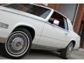1985 Eldorado Biarritz Coupe White