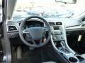 2013 Tuxedo Black Metallic Ford Fusion S  photo #10