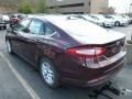 2013 Bordeaux Reserve Red Metallic Ford Fusion SE  photo #4