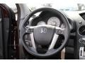 Black Steering Wheel Photo for 2011 Honda Pilot #79741419