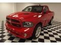 Flame Red 2013 Ram 1500 R/T Regular Cab