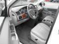 Medium Slate Gray/Light Shale 2008 Chrysler Town & Country Interiors