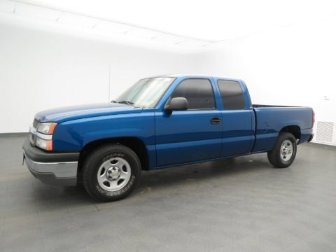 2004 Chevrolet Silverado 1500 Work Truck Extended Cab Data, Info and Specs
