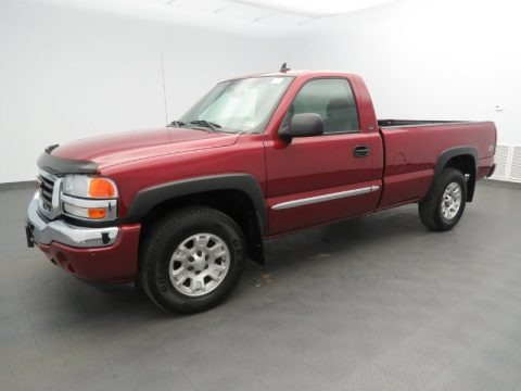 2006 gmc sierra 1500 sle regular cab 4x4 data info and. Black Bedroom Furniture Sets. Home Design Ideas
