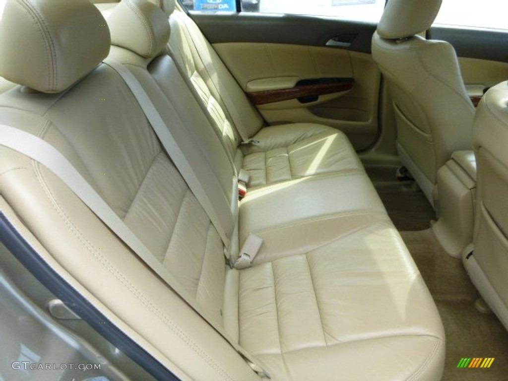 2009 Honda Accord Ex L Sedan Rear Seat Photo 79749832 Gtcarlot Com