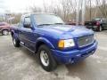 SN - Sonic Blue Metallic Ford Ranger (2003-2006)