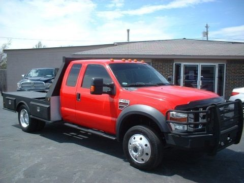 2008 ford f450 super duty xlt supercab chassis utility truck data info and specs. Black Bedroom Furniture Sets. Home Design Ideas