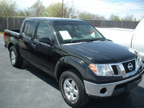 2009 nissan frontier se crew cab data info and specs. Black Bedroom Furniture Sets. Home Design Ideas