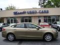 2013 Ginger Ale Metallic Ford Fusion SE 1.6 EcoBoost  photo #1