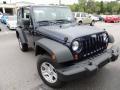 2013 True Blue Pearl Jeep Wrangler Sport 4x4 #79713279