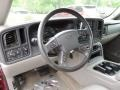 Tan/Neutral Steering Wheel Photo for 2004 Chevrolet Tahoe #79763848