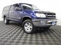 Stellar Blue Metallic 2000 Toyota Tundra Gallery