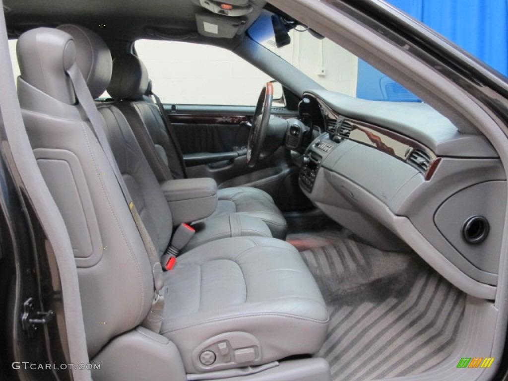 2002 Cadillac Deville Dhs Interior Photos