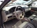 Dark Khaki/Light Graystone 2005 Jeep Grand Cherokee Interiors