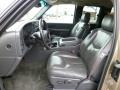 Dark Charcoal Interior Photo for 2005 Chevrolet Silverado 1500 #79779859