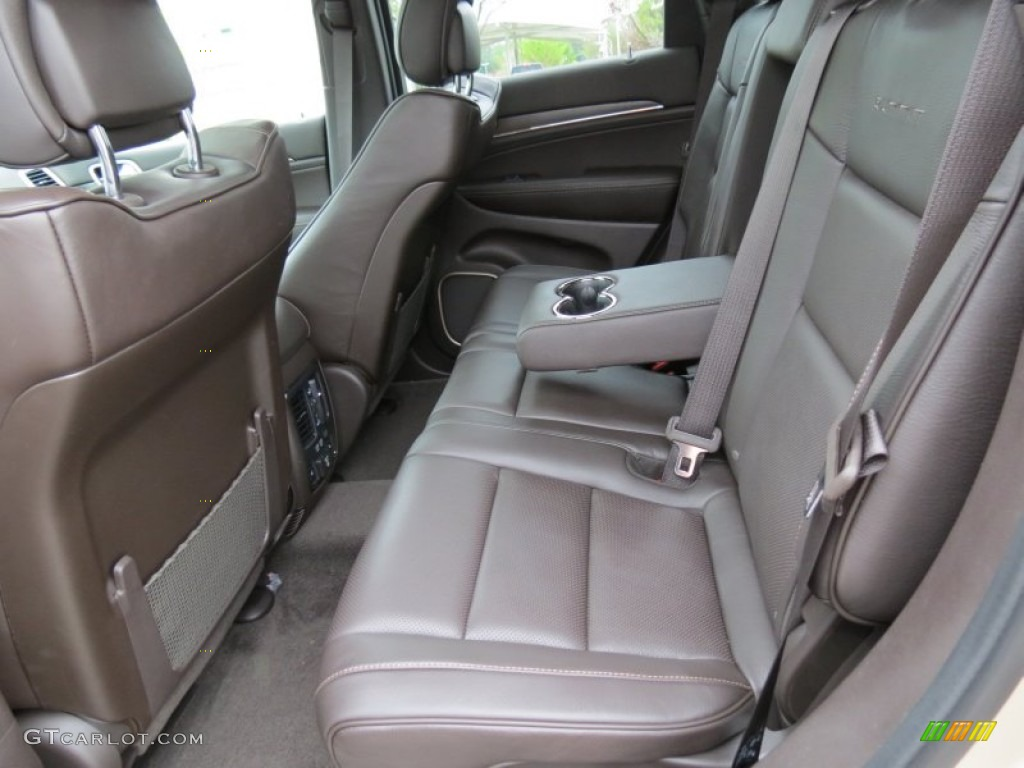 2014 Cashmere Pearl Jeep Grand Cherokee Summit 4x4 ...