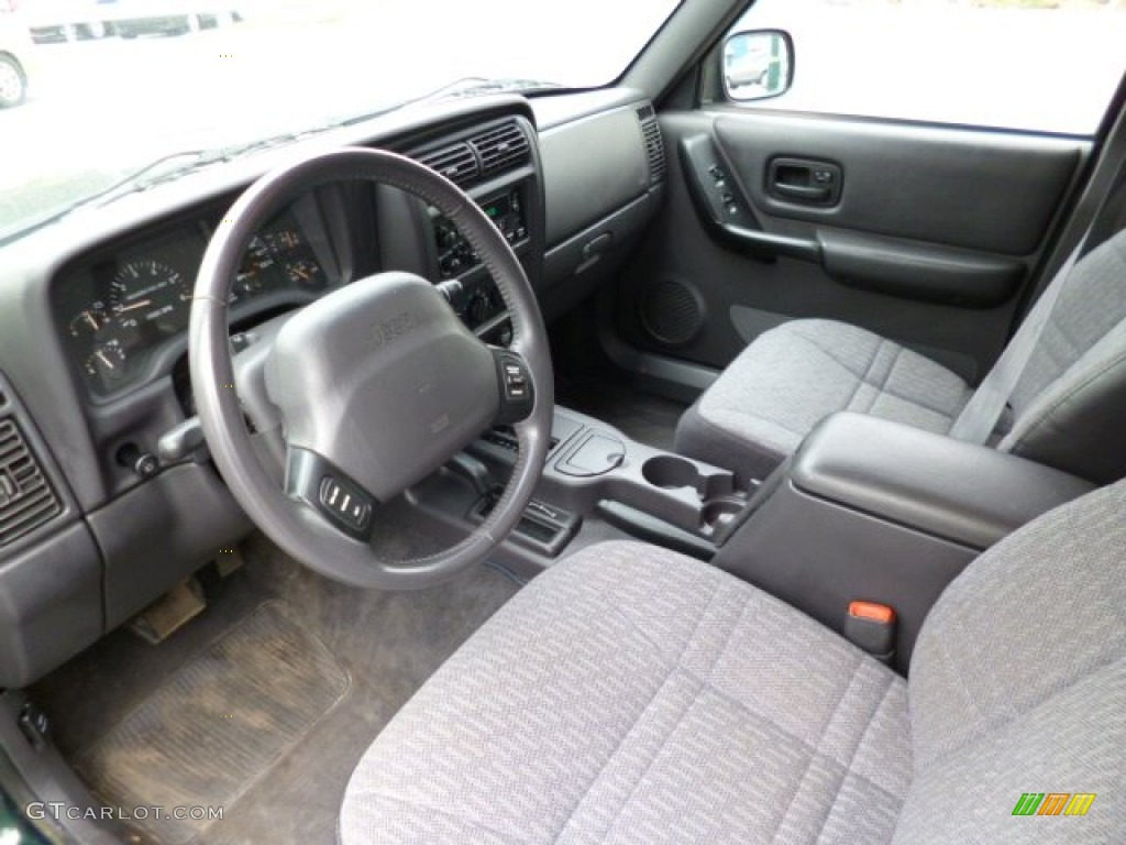 1999 jeep cherokee sport 4x4 interior photos. Black Bedroom Furniture Sets. Home Design Ideas