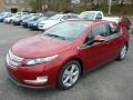 Crystal Red Tintcoat 2013 Chevrolet Volt Gallery