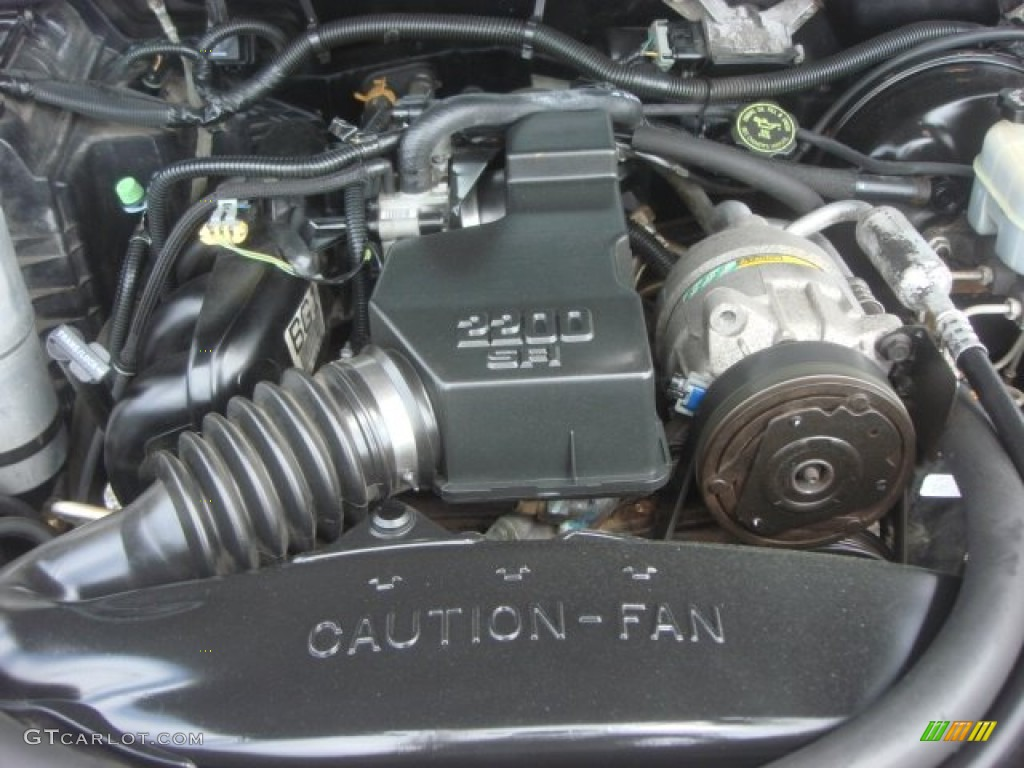 2001 Gmc Sonoma Sls Extended Cab Engine Photos
