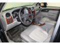 2002 GMC Envoy Medium Pewter Interior Prime Interior Photo