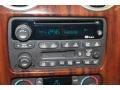 2002 GMC Envoy Medium Pewter Interior Audio System Photo