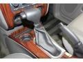 2002 GMC Envoy Medium Pewter Interior Transmission Photo