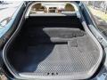 2007 Jaguar XK Caramel Interior Trunk Photo