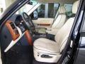 Ivory/Black Interior Photo for 2007 Land Rover Range Rover #79804078