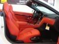 Front Seat of 2013 GranTurismo Convertible GranCabrio MC