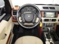 Ivory/Black Dashboard Photo for 2007 Land Rover Range Rover #79804225