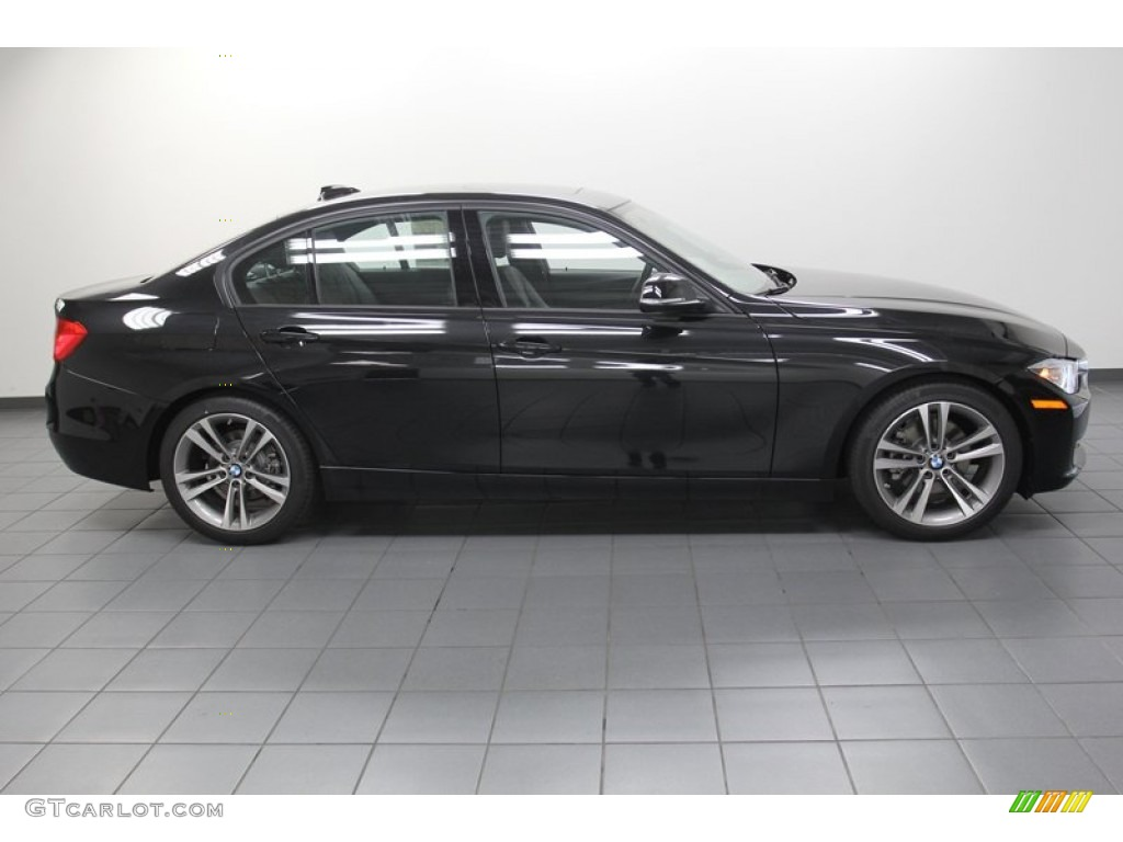 black sapphire metallic 2013 bmw 3 series 328i sedan. Black Bedroom Furniture Sets. Home Design Ideas