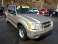 Harvest Gold Metallic 2002 Ford Explorer Sport Trac Gallery