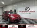 Barcelona Red Metallic 2012 Toyota Prius 3rd Gen Two Hybrid