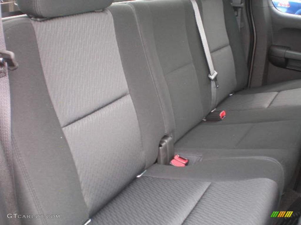 2013 Silverado 1500 LT Extended Cab 4x4 - Mocha Steel Metallic / Ebony photo #10