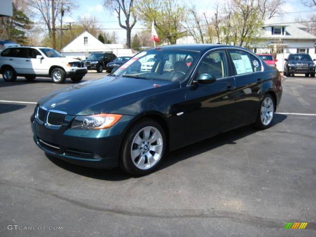 2006 deep green metallic bmw 3 series 330xi sedan 7970799. Black Bedroom Furniture Sets. Home Design Ideas