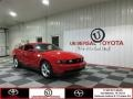 2011 Race Red Ford Mustang GT Premium Coupe  photo #1