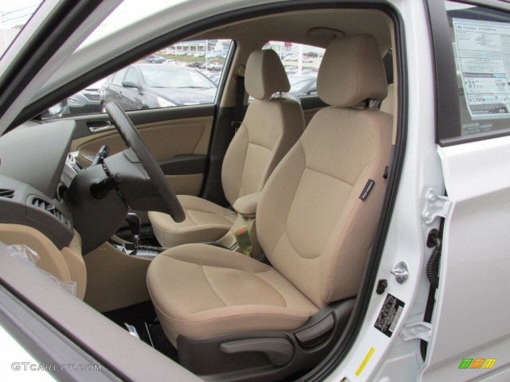 2013 hyundai accent gls 4 door interior color photos. Black Bedroom Furniture Sets. Home Design Ideas