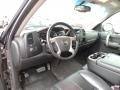 Ebony Interior Photo for 2008 Chevrolet Silverado 1500 #79825657