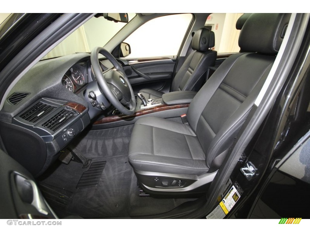 2009 bmw x5 xdrive30i front seat photos. Black Bedroom Furniture Sets. Home Design Ideas