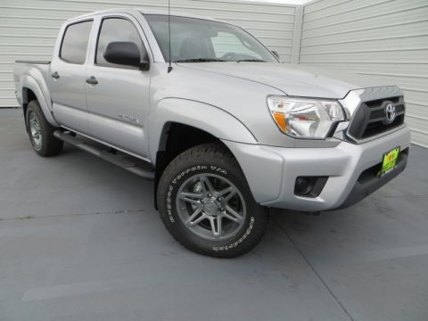 2013 Toyota Tacoma TSS Prerunner Double Cab Data, Info and Specs