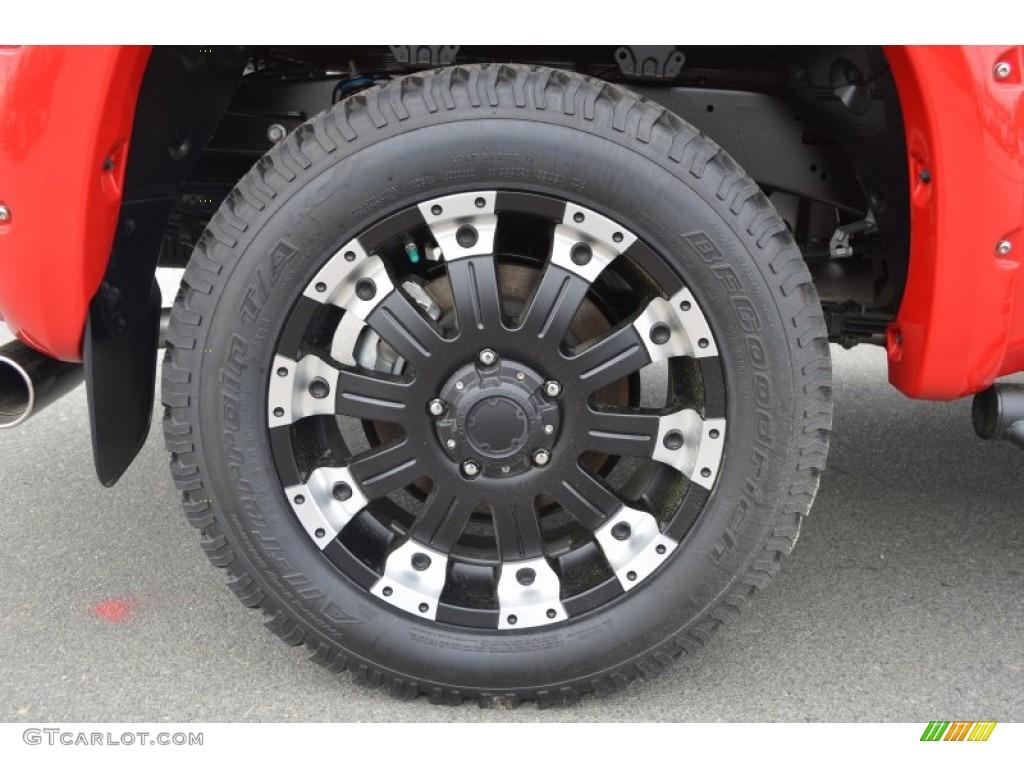 2013 Toyota Tundra XSP-X CrewMax Wheel Photos