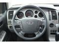 2013 Toyota Tundra Graphite Interior Steering Wheel Photo