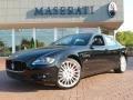 Nero (Black) 2013 Maserati Quattroporte S