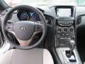 2013 Platinum Metallic Hyundai Genesis Coupe 2.0T Premium  photo #25