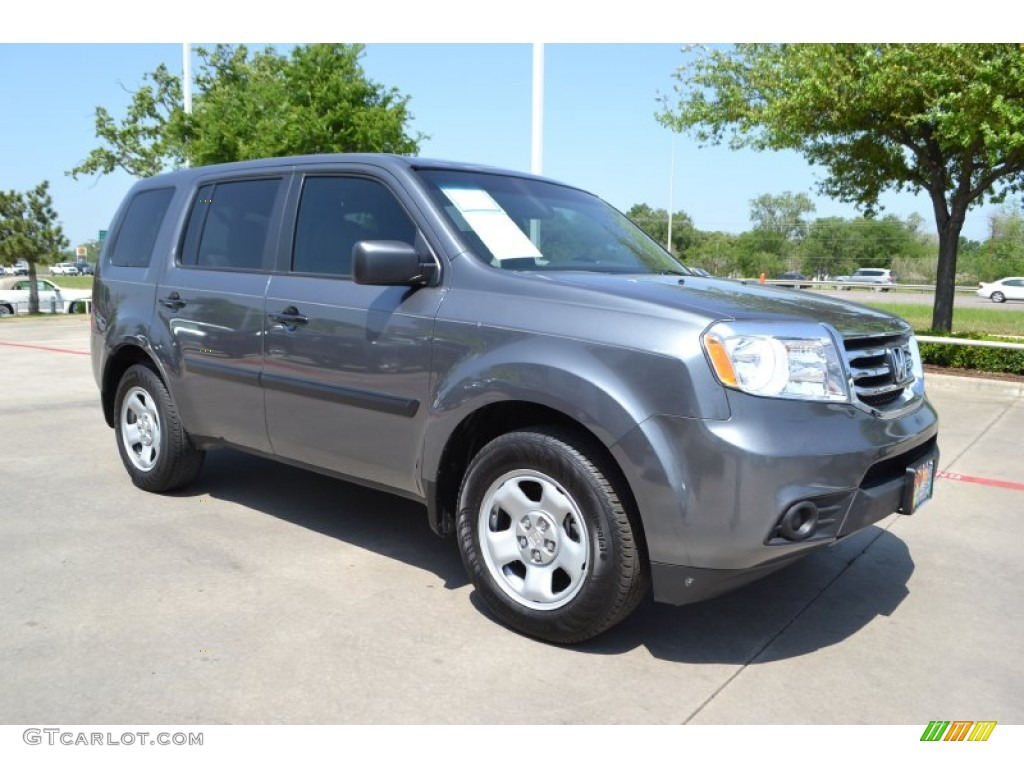 Polished metal metallic 2012 honda pilot lx exterior photo - 2012 honda pilot exterior colors ...