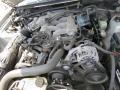 2001 Silver Metallic Ford Mustang V6 Coupe  photo #11